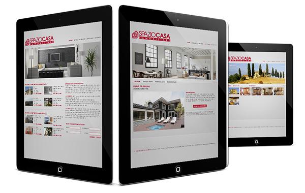 Spazio casa immobiliare elvsdsgn creative yard - Agenzia immobiliare spazio casa ...